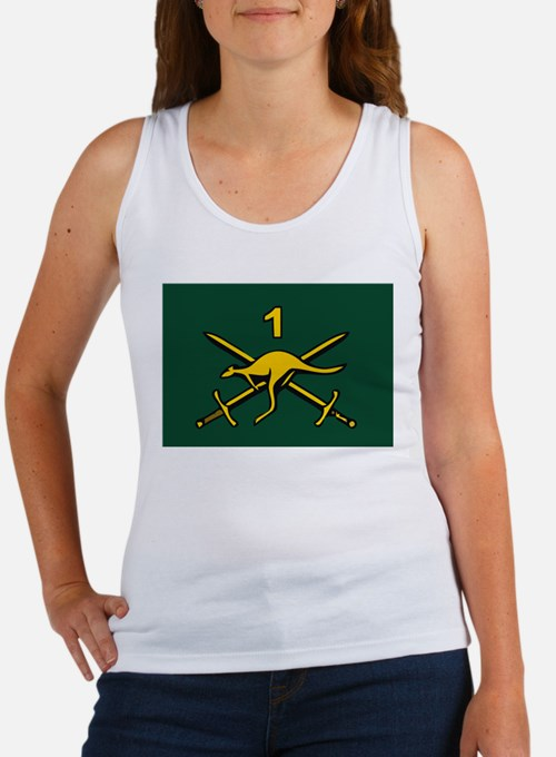 1st Division Women's Tank Top