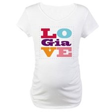 I Love Gia Shirt