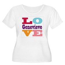 I Love Genevieve T-Shirt
