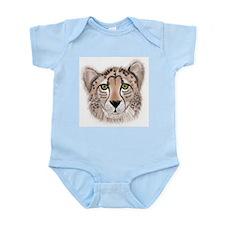 Leopard - ZooWhirlz Infant Bodysuit