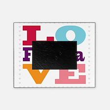 I Love Fatima Picture Frame