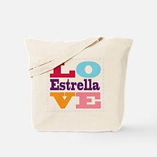 I Love Estrella Tote Bag