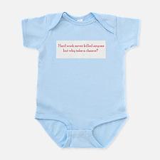 hardwork.png Infant Bodysuit