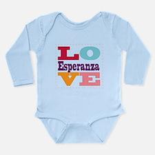 I Love Esperanza Onesie Romper Suit