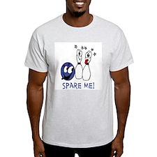 Spare Me! Ash Grey T-Shirt