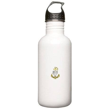 The Chief Anchor Stainless Water Bottle 1.0L