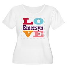 I Love Emersyn T-Shirt
