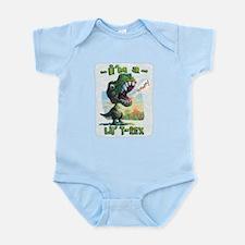 New Lil' T Rex Infant Bodysuit