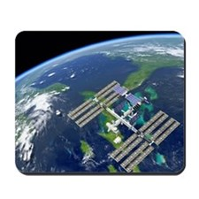 International Space Station - Mousepad