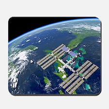 International Space Station - Mousepad