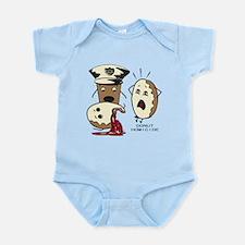 Donut Homicide Infant Bodysuit