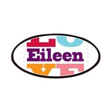 I Love Eileen Patches