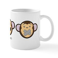 Evil Monkeys Mug