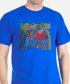 FLAMINGO MOLA DESIGN T-Shirt