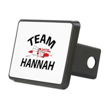Team Hannah Hitch Cover