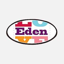 I Love Eden Patches