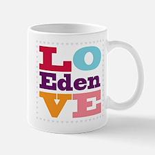 I Love Eden Mug