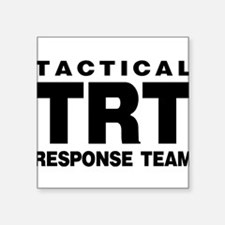 TRT Rectangle Sticker