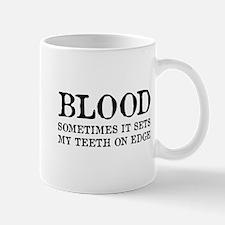 Blood Dexter Mug