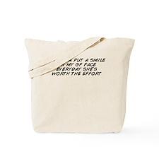Funny Gf Tote Bag