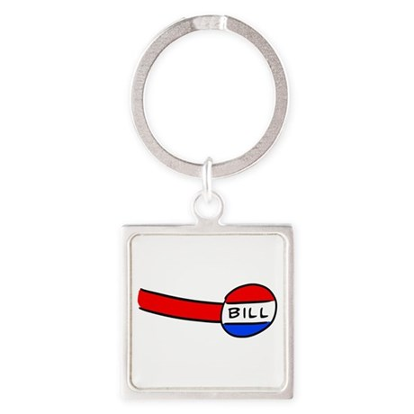 Now You're a Bill Square Keychain
