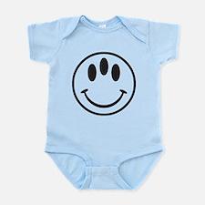 Third Eye Smiley Infant Bodysuit