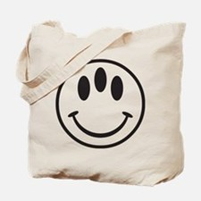 Third Eye Smiley Tote Bag