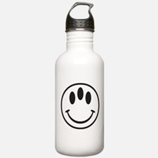 Third Eye Smiley Water Bottle