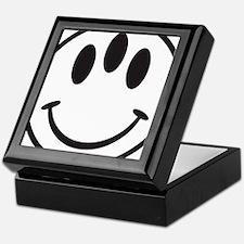 Third Eye Smiley Keepsake Box