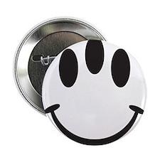 "Third Eye Smiley 2.25"" Button"