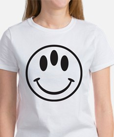 Third Eye Smiley Women's T-Shirt
