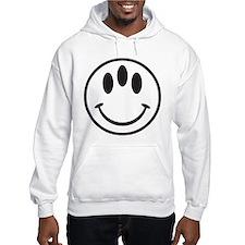 Third Eye Smiley Hoodie
