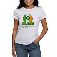Irish Community Organizer St Patricks Tee