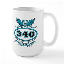 340 Engine Mug