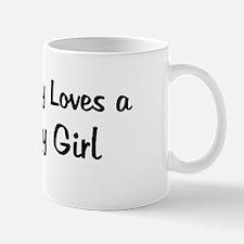 Norway Girl Mug