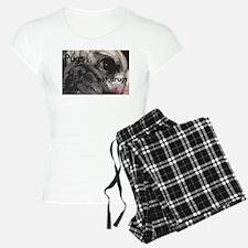 Pugs Not Drugs - Roxy xoxo Pajamas