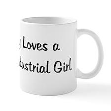 Northwest Industrial Girl Mug