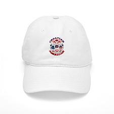 Croatian American Soccer Fan Baseball Cap