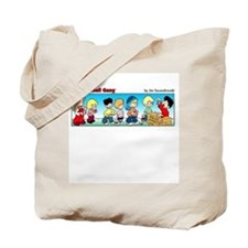 Eat Worms for Cash! Tote Bag