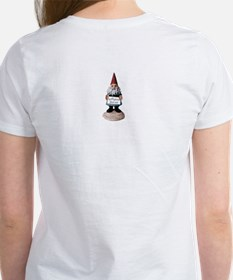 Up to here with gnomes T-Shirt