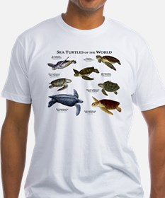 Sea Turtles of the World Shirt