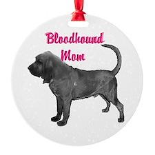 bloodhound mom Ornament