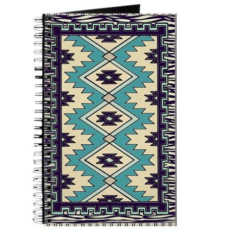 Native American Pattern Journal