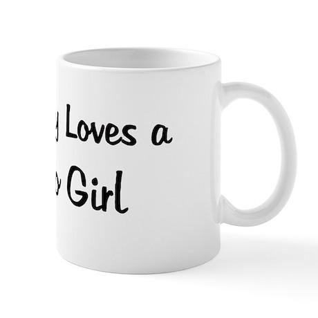 Mulino Girl Mug