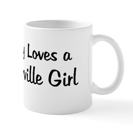 Carpenterville Girl Mug