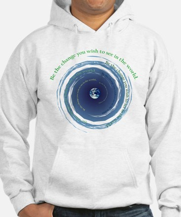 Be The Change Jumper Hoody