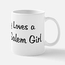 Northeast Salem Girl Mug