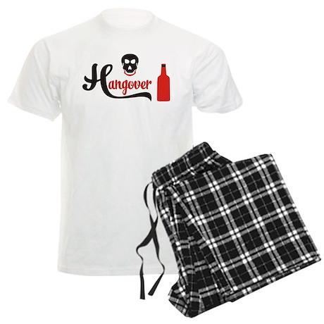 alcohol Men's Light Pajamas