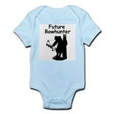 Future Bowhunter Infant Bodysuit