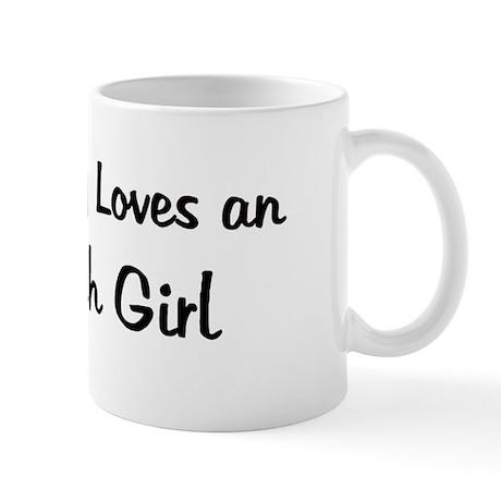 Oretech Girl Mug
